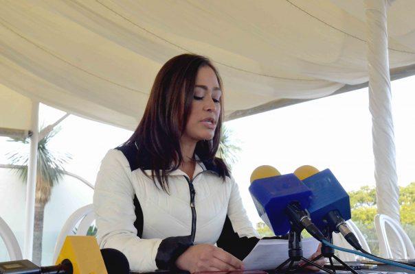 Renunció a Sedesoh Miriam Tinoco Soto