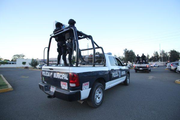 No hay diálogo con policía de Morelia
