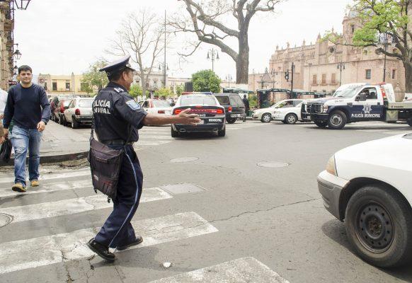 Se dan la mano SSP y Policía de Morelia