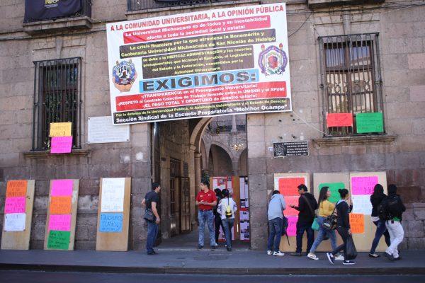 """""""Tiene un límite"""" el apoyo a la Universidad: SFA"""