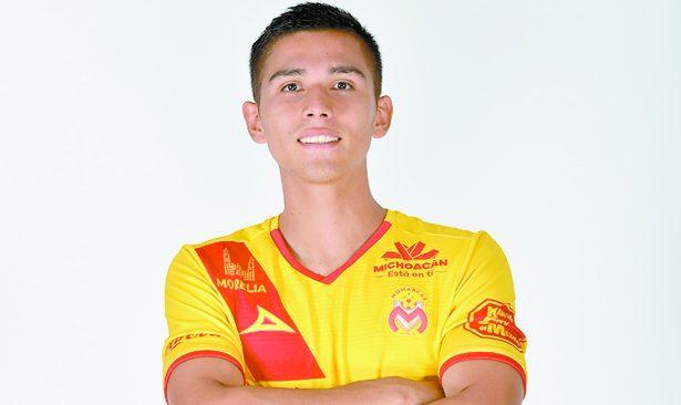 Salvador Reyes, feliz por su debut en Primera División