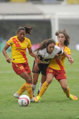 Monarcas femenil tiene seis nuevas jugadoras