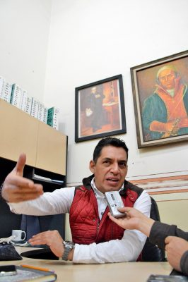 Candidateables: Osvaldo Ruiz Ramírez, aspirante por Morena para Morelia