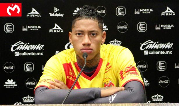 Quiero aportarles  buen futbol y goles: Sandoval