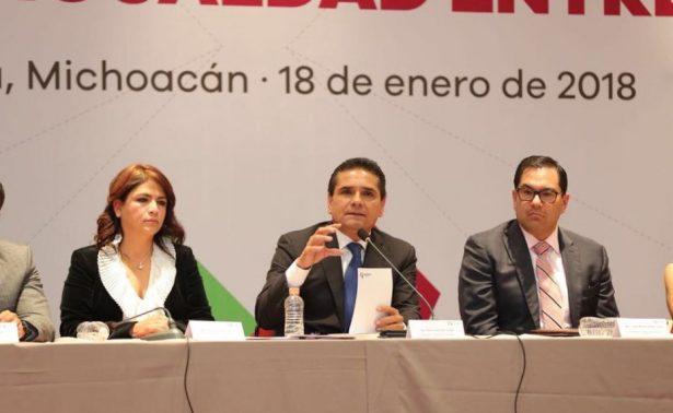 Avanza Michoacán en la lucha para garantizar igualdad entre mujeres y hombres