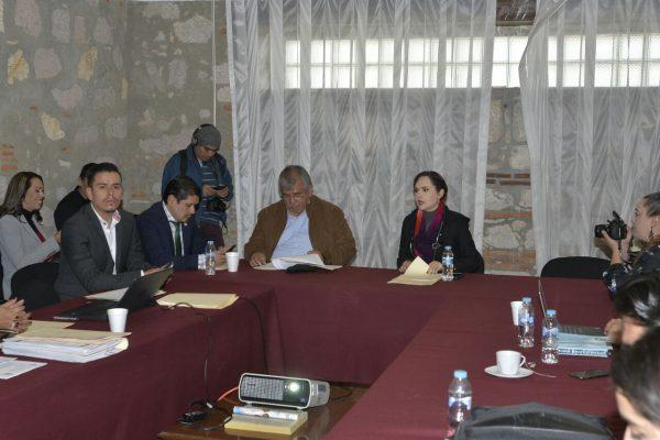 Suspenden dos reuniones de comisiones por ausencia de diputados