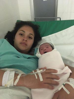Niña y niño, los primeros  bebés michoacanos de 2018