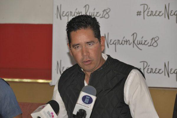 Renuncia subdelgado de Sedatu en Michoacán por candidatura