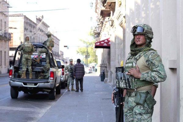 Sigue CEDH acción de inconstitucionalidad en Ley de Seguridad Interior