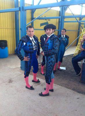 Rafa Romero y Panchito García, subalternos de peso específico