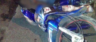Asesinan a motociclista en Zamora