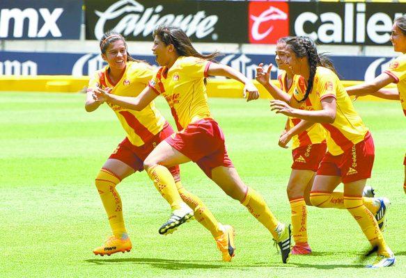 Monarcas recibe a Tuzos  en la Liga de Futbol Femenil