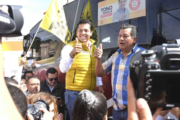 Decide PRD a sus candidatos