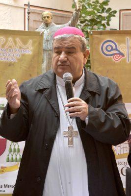 Niega Garfias persecución de sacerdotes en el Estado