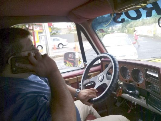 Negligencia al conducir, mata a 104 personas
