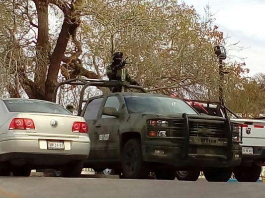 Militares agreden a periodistas del Sol de Parral