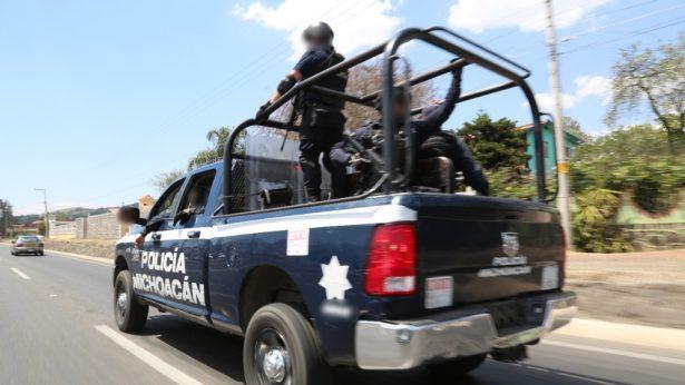 Avanza estrategia de seguridad en región Morelia: SSP