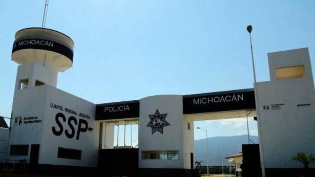 Listo, el Complejo Administrativo y Policial Región Jiquilpan: SSP