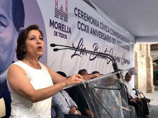Legado de Juárez vigente en políticas públicas: Segob