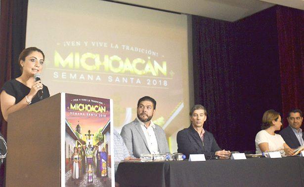 Michoacán, de vocación y preferencia turística