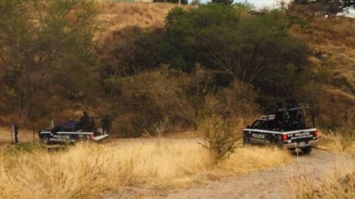 Continúa Policía Michoacán con operatividad en Tierra Caliente