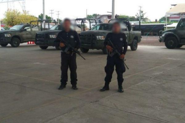 Con activación de BOM y FRIM intensifican SSP y Sedena vigilancia en Michoacán