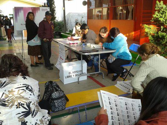 Coacción del voto en zonas rurales preocupa a Canacintra