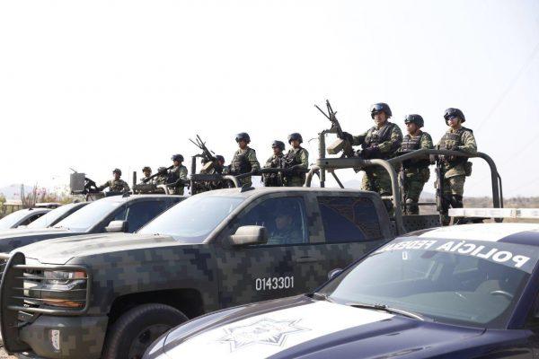 Garantizaré la seguridad en Michoacán: SAC