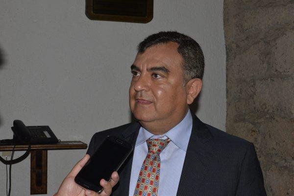 Constantino Ortiz, candidato del PVEM por Morelia