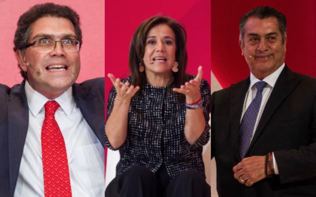 Confirma INE: Margarita Zavala, única independiente en lograr candidatura presidencial