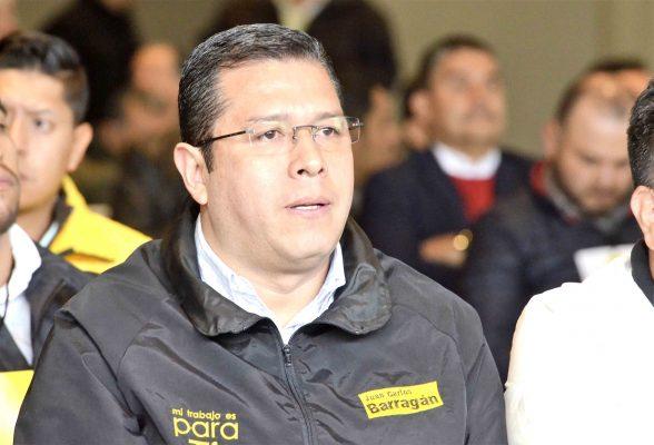Llama Antonio García a Barragán a cerrar filas en favor de Quintana