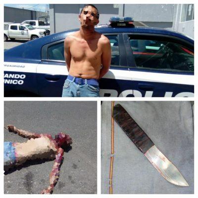 Detienen a un hombre por asesinar a su compañero de parranda