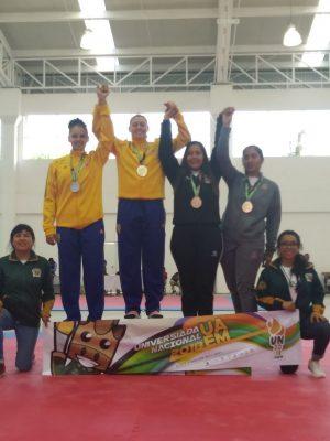 Llega la primera medalla para UMSNH en la Universiada Nacional 2018