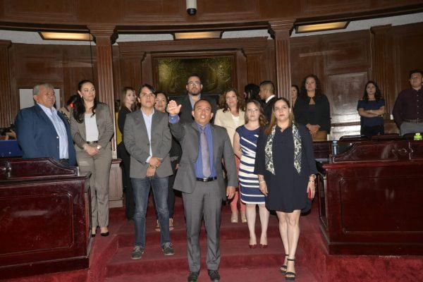 Congreso designa a seis alcaldes temporales