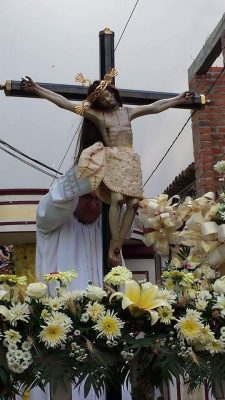 En Tanhuato realizarán fiestas en honor al Santo Cristo Milagroso