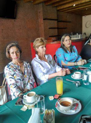 Eugenia retoma trabajos legislativos de Eloisa Berber