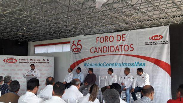 Constructores se  reúnen con Toño García