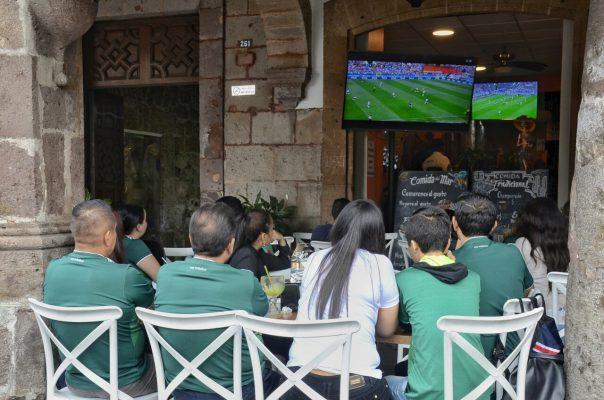 Fiebre futbolera impulsará 150% crecimiento del sector restaurantero