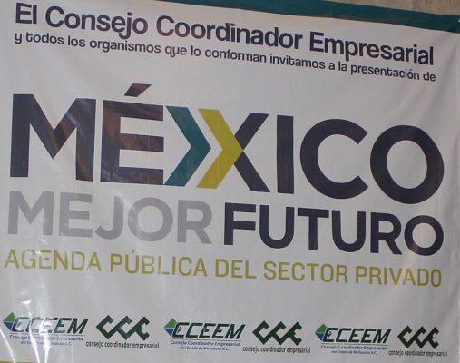 Planea IP consolidar un Michoacán mejor
