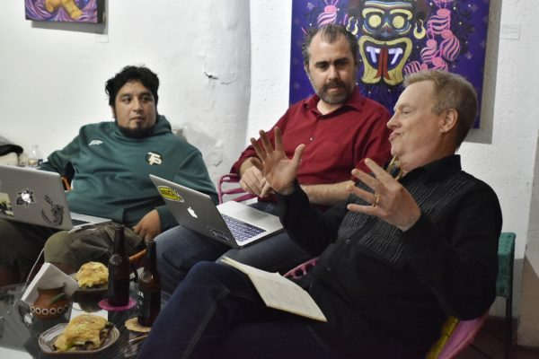 Ciudadanos organizan su propio debate