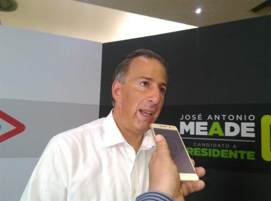 Meade en Lazaro Cárdenas