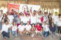 En encuentro deportivo, estudiantes apoyan a Edanea