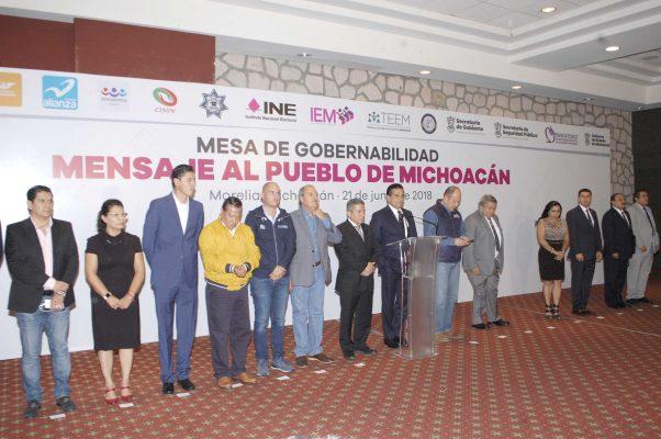 Exige Michoacán aclarar muertes
