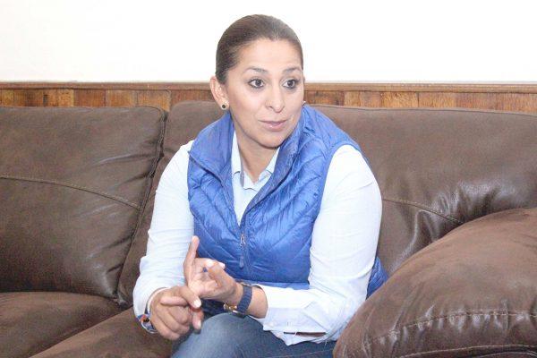 Falta mano dura para cambiar el sistema y generar desarrollo en Michoacán: Alma Mireya González