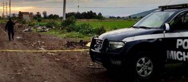 Hallan muerto a individuo en Zamora