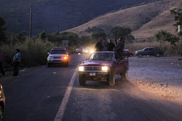 Solicitan desarme de la Policía de Ostula