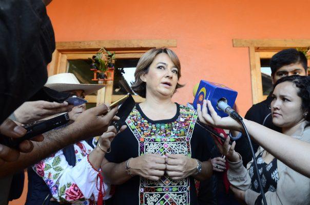 Descartan cancelación de festivales en Paracho