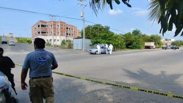 Asesinan al conductor de un vehículo en LC