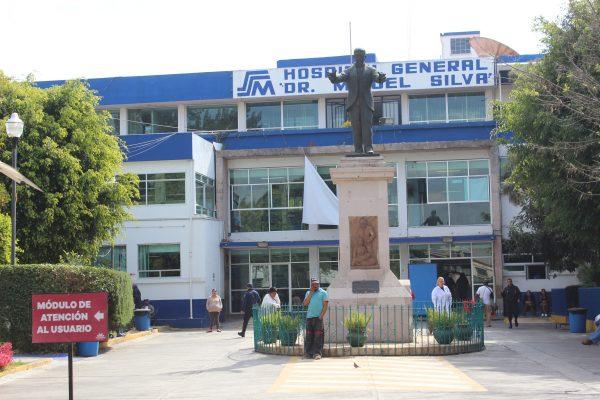 Avanzan obras en hospitales Civil e Infantil