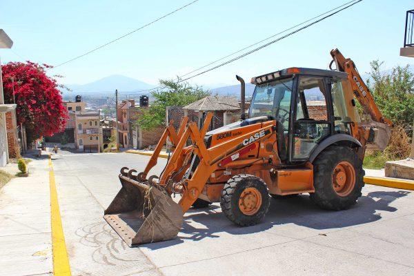 Ha rehabilitado SCOP 20% de la red carretera de Michoacán